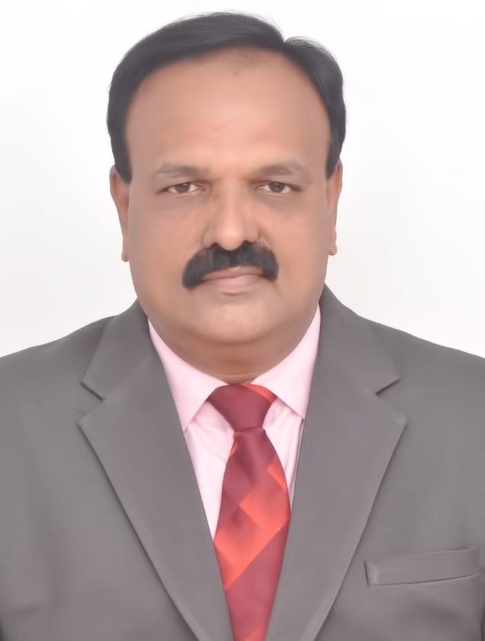 Dr. K. S. Vijayanambi, Principal,